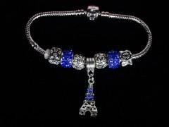 Bratara talismane cristale albastre