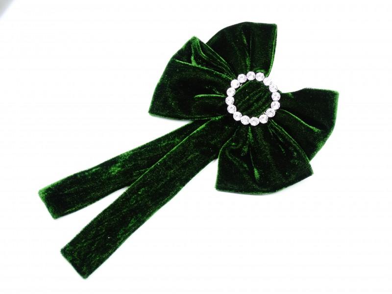 Brosa funda verde