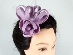 Voaleta model floral violet